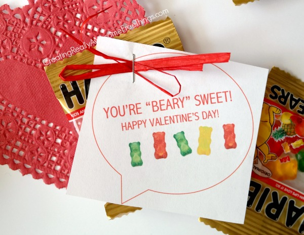 Beary cute Valentine ideas