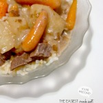 Rock your Crock: Crock Pot Pot Roast