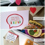 A week of Valentine Ideas