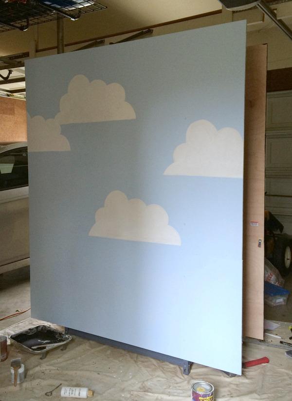 DIY photo backdrops