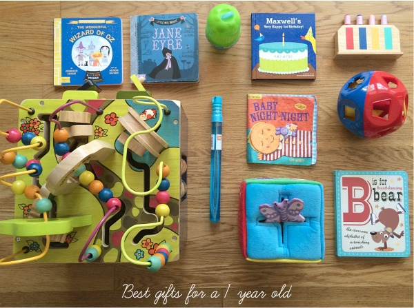 Best Gifts For A 1 Year Old Boy