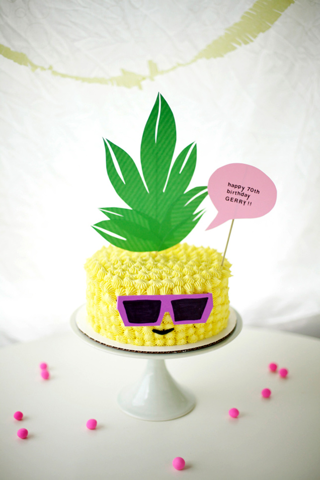 41 Pineapple Crafts C R A F T