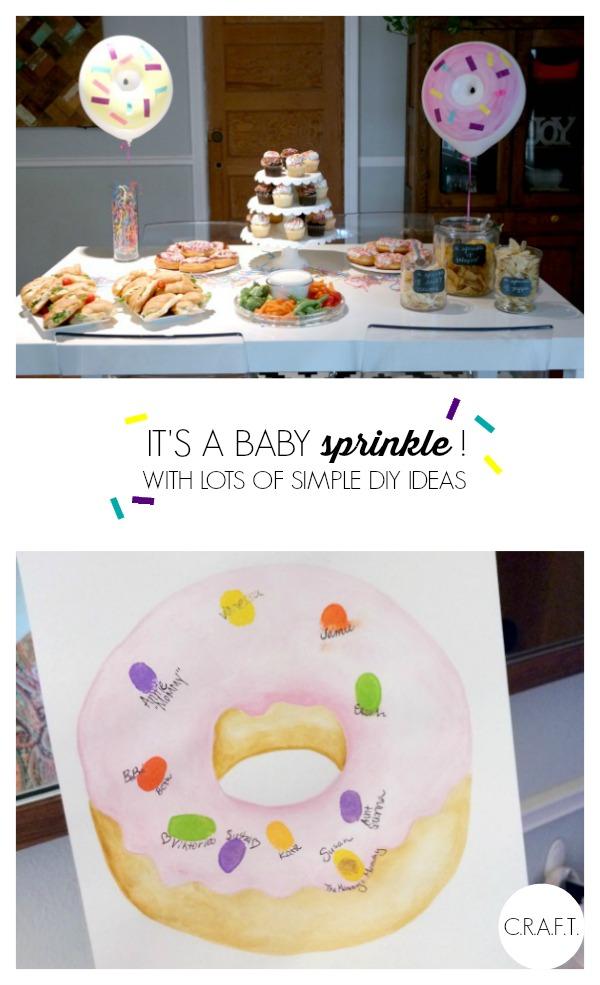 Diy Baby Sprinkle Ideas