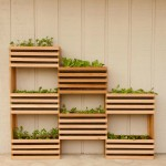 19 Vertical Planters