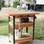 The Home Depot DIY Workshop: Grill Cart