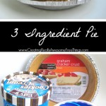 No Bake Dessert: Cookies and Cream Pie