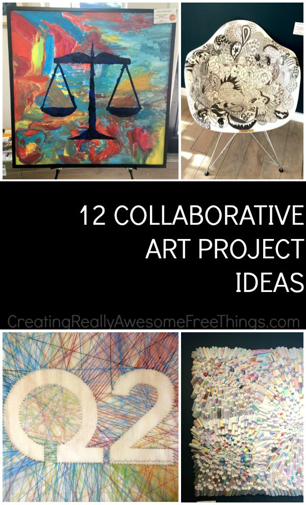 Collaborative Art Projects C R A F T