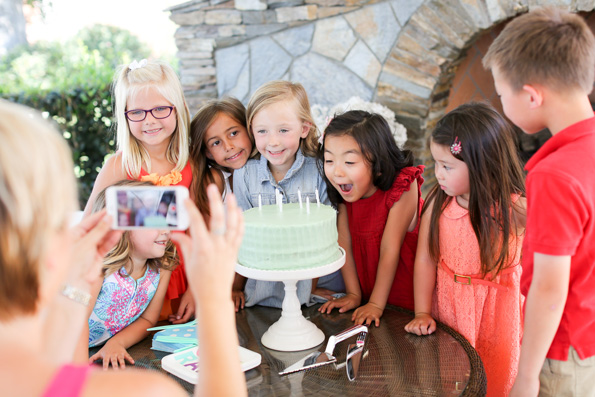 10 Tips for throwing great kids birthday parties