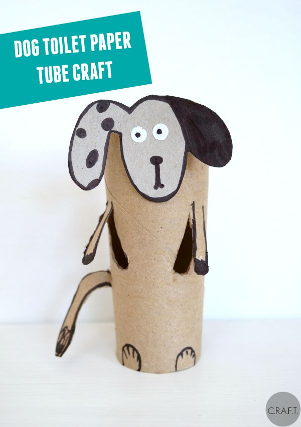 Toilet Paper Roll Crafts 4 on Toilet Paper Roll Beaver Craft