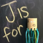 Jellyfish: Toilet paper roll crafts