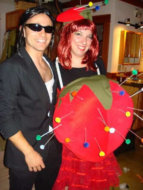pregnant Halloween costume ideas