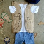 Easy Fisherman Costume