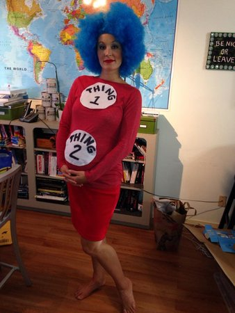 diy pregnant halloween costume - Pregnant Costumes Halloween