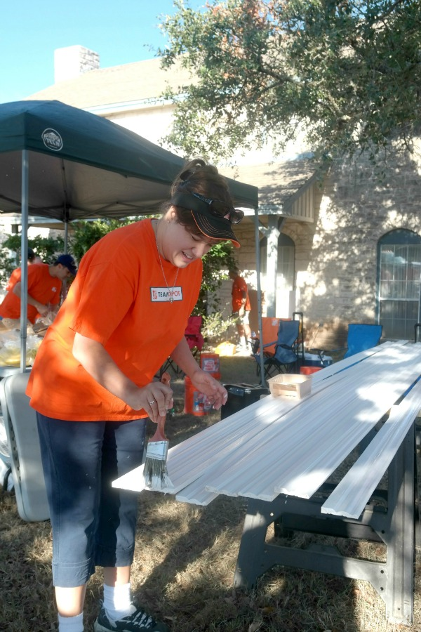 Celebration of Service with Team Depot