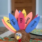 Thanksgiving Crafts: Thankful Turkey