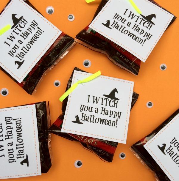 Healthy Halloween snack ieas