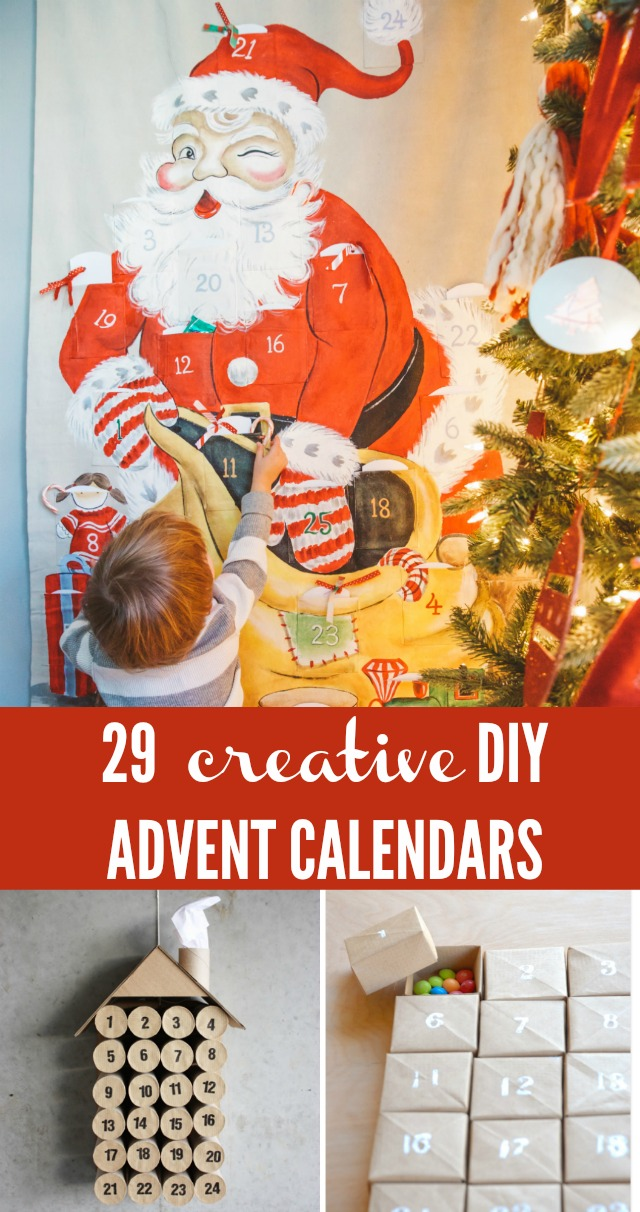 29 diy advent calendars craft 29 diy advent calendars solutioingenieria