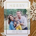 Christmas Cards {2015}