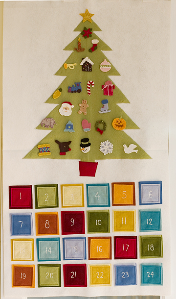 29 diy advent calendars craft a modern christmas update on the ol paper chain i love it see the complete tutorial at make and takes diy advent calendars solutioingenieria Image collections