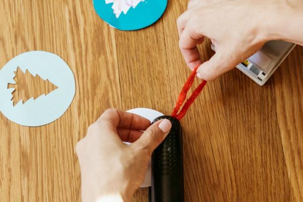 DIY toddler christmas crafts