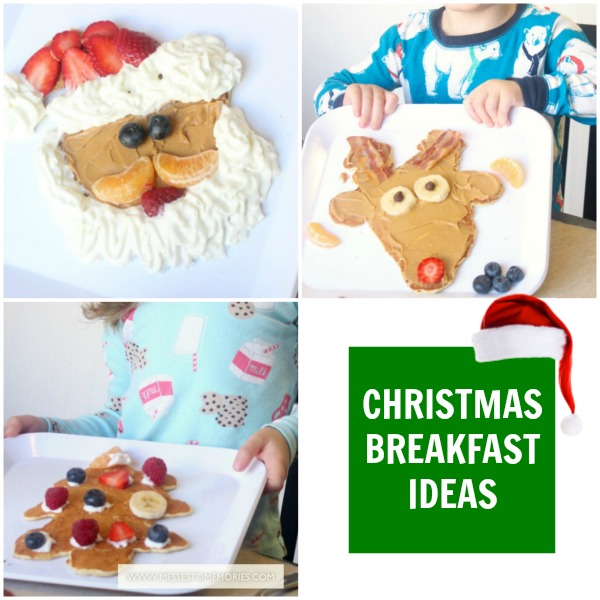 Chrsitmas breakfast ideas