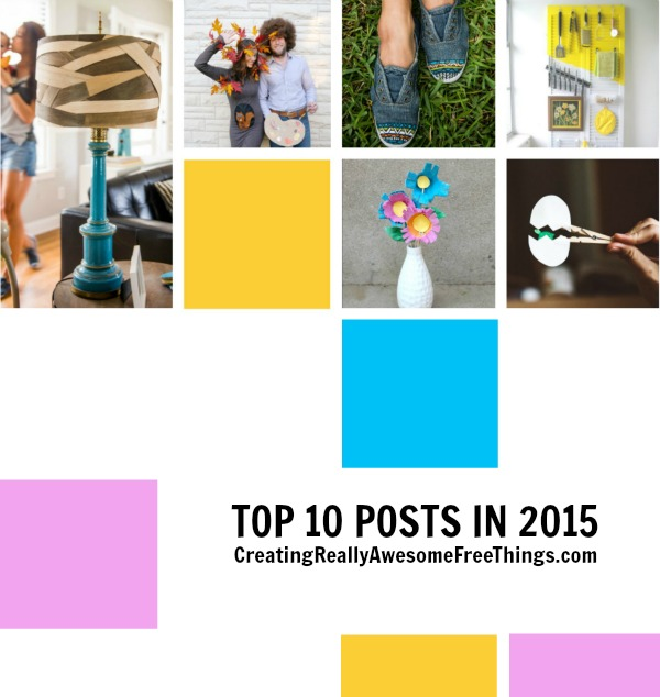 Top 10 C.R.A.F.T. posts in 2015