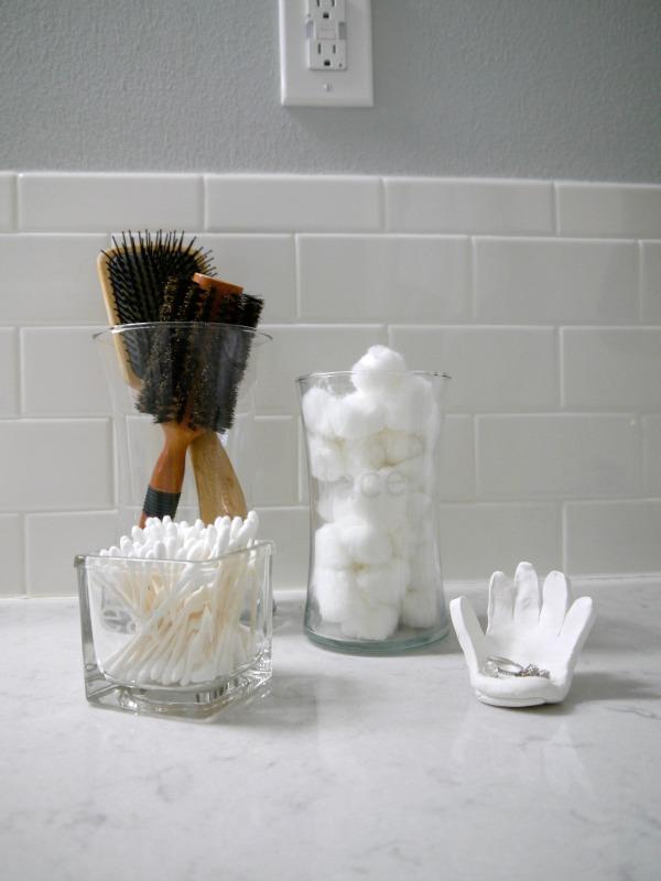 Fürdőszoba szervezése