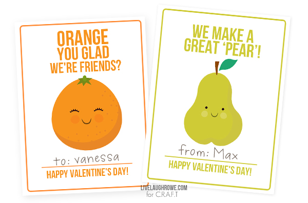 Cute valentine fruit ideas