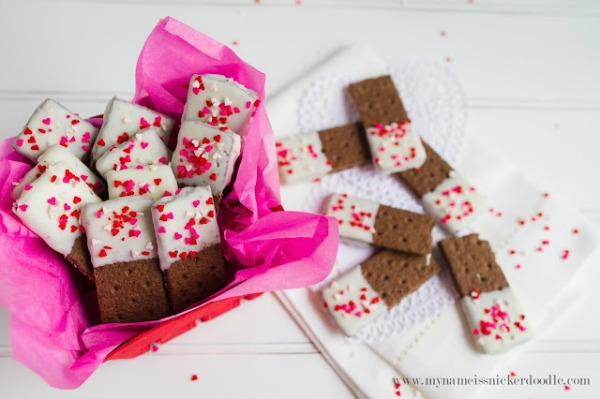 Valentine treat that kids can make!