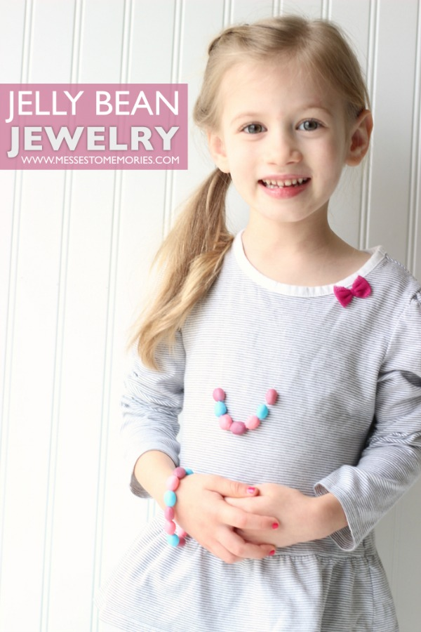 Jelly Bean crafts for kids