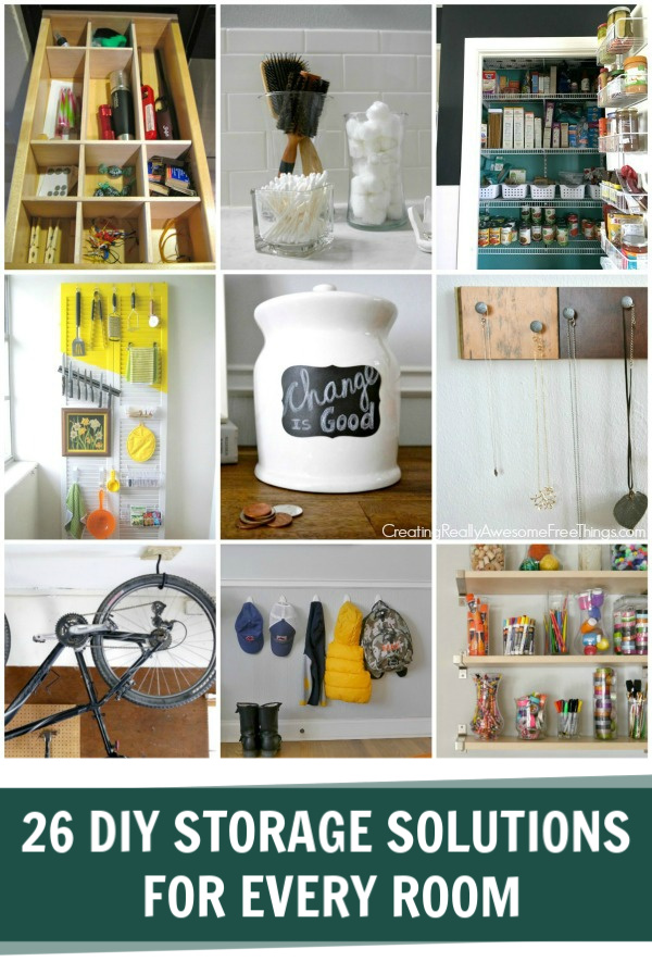 Organizing tips for every room in the house