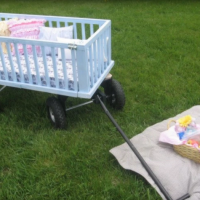 21 Things to do with an old crib