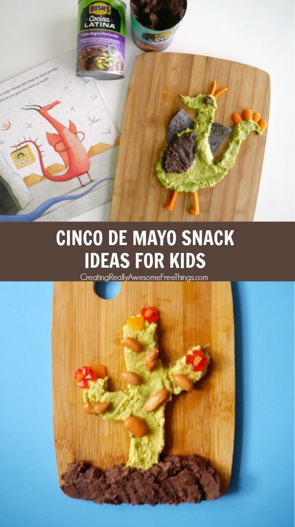 Cinco de Mayo snack ideas for kids!