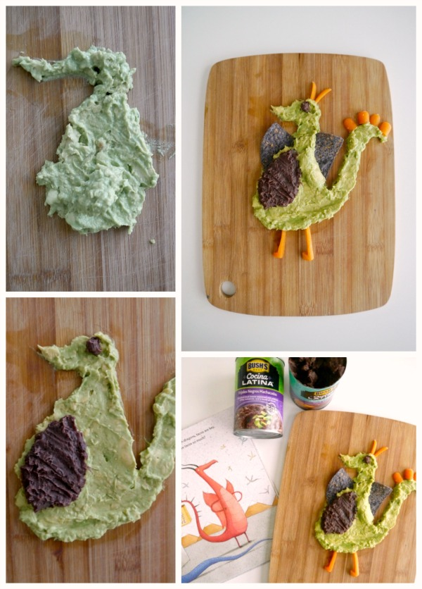 Dragons Love Tacos snack idea for kids
