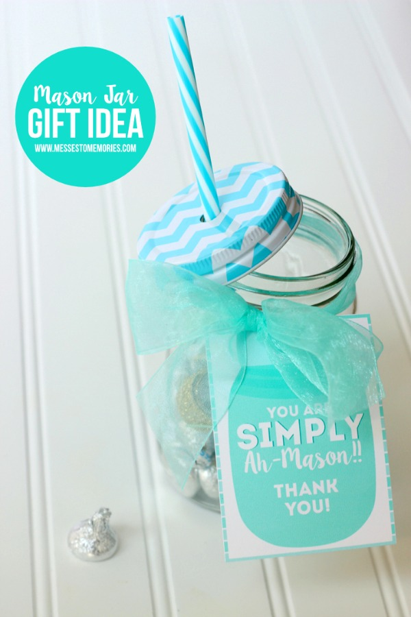 Thank you ideas: You are simple Aw-Mason!