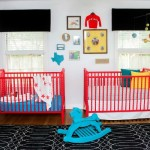 Toddler and Baby Sharing Room