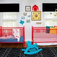 Max & Mila's Shared Nursery