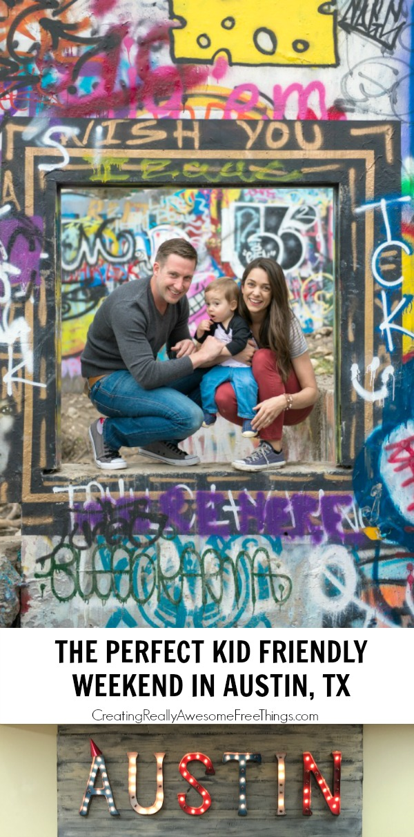 What to do in Austin, TX with kids!
