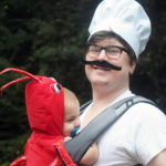 12 DIY Baby wearing costumes