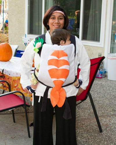 Baby carrier costumes craft baby wearing costumes solutioingenieria