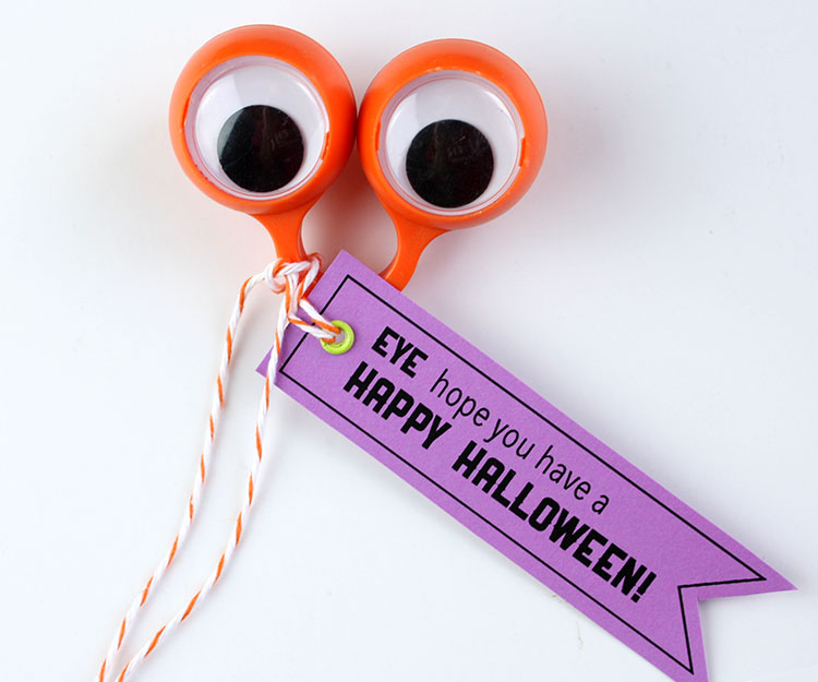 Non candy Halloween favors