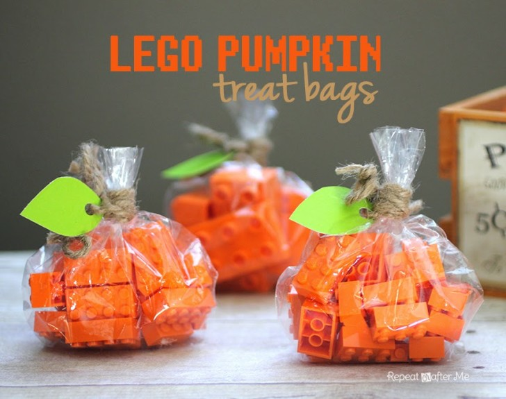 Non candy Halloween treats LEGO