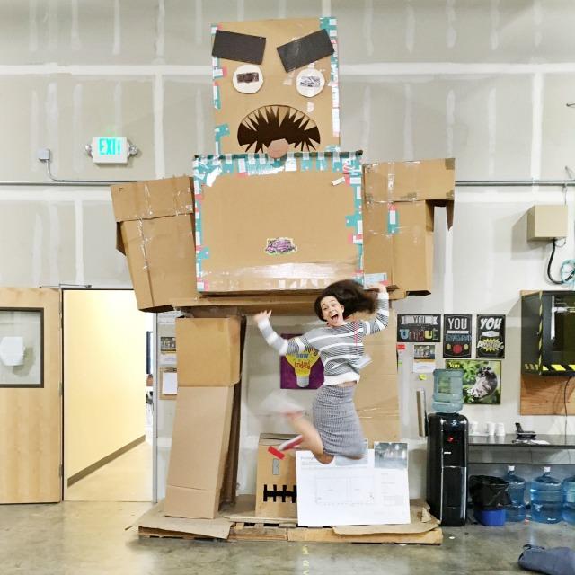 Stitch Fix warehouse in San Francisco