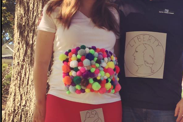 Pregnant Halloween costume ideas!