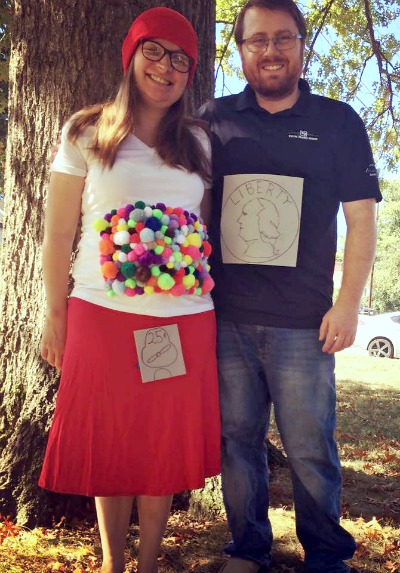 Pregnant Halloween Cotumes  sc 1 st  Creating Really Awesome Fun Things & 31 DIY Pregnant Halloween Costumes - C.R.A.F.T.