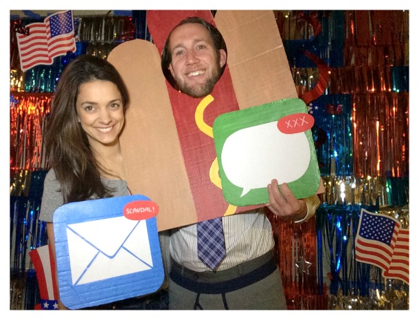 Anthony Weiner Scandal Halloween costume