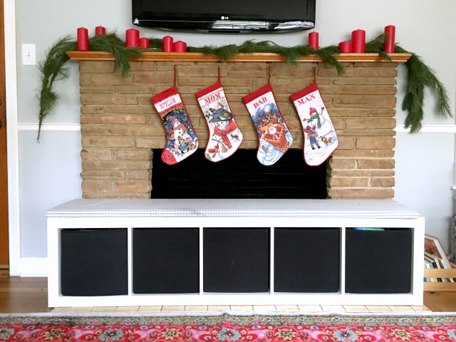 Toddler friendly Christmas decorations