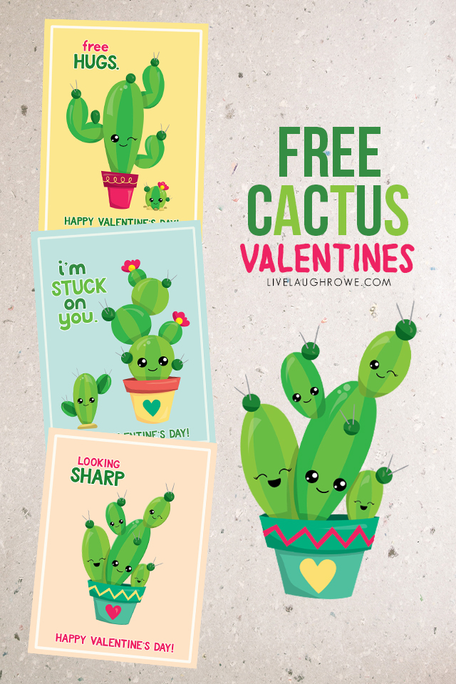 I'm stuck on you thumbprint Valentines