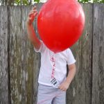You make my heart pop balloon valentine saying