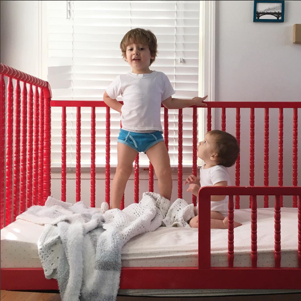Should I buy another crib for 2 kids under 2
